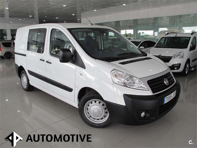 FIAT Scudo 2.0 MJT 130cv 10 Semiacris Corto 56 N1