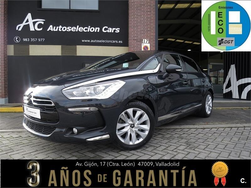 CITROEN DS5 Hybrid4 Airdream Style 5p.