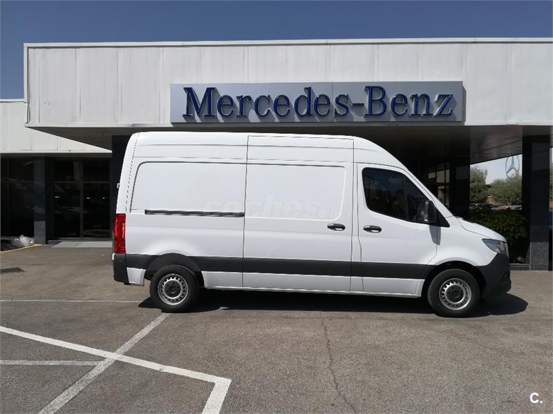 MERCEDES-BENZ Sprinter 314 CDI MEDIO 3.5T T. ALTO 4p.