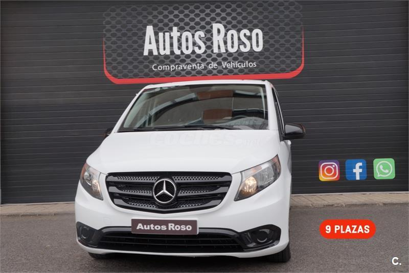 MERCEDES-BENZ Vito 111 CDI Tourer Base Larga