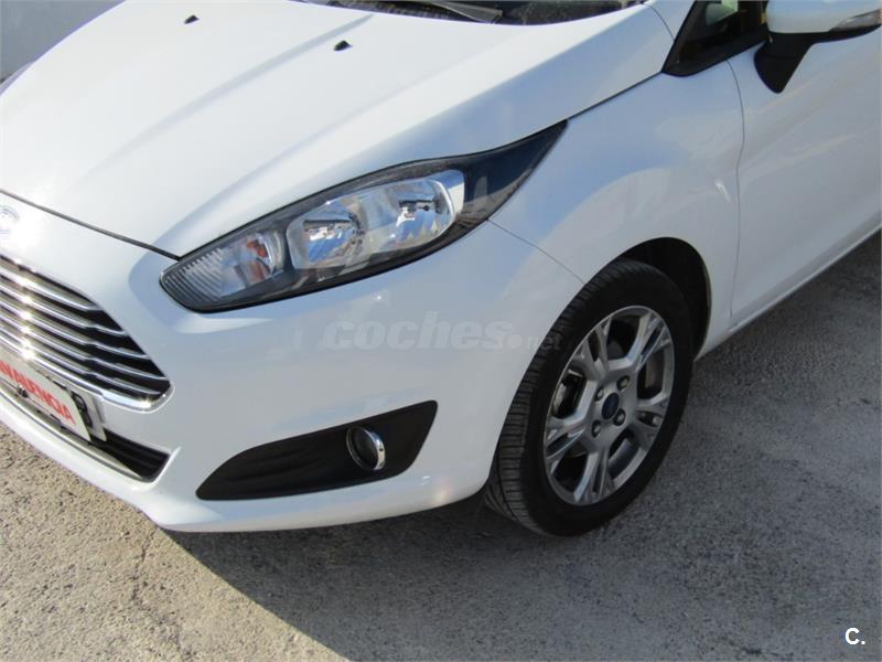 FORD Fiesta 1.5 TDCi 75cv Trend 5p 5p.