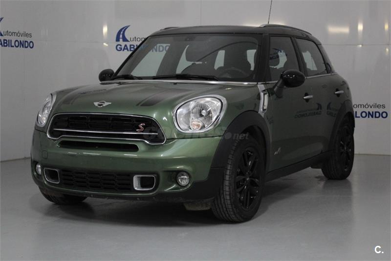 MINI Countryman COOPER SD COUNTRYMAN ALL4 5p.