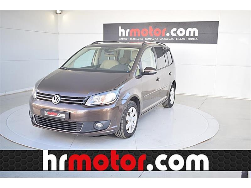 VOLKSWAGEN Touran 1.6 TDI 105cv DSG Advance 5p.