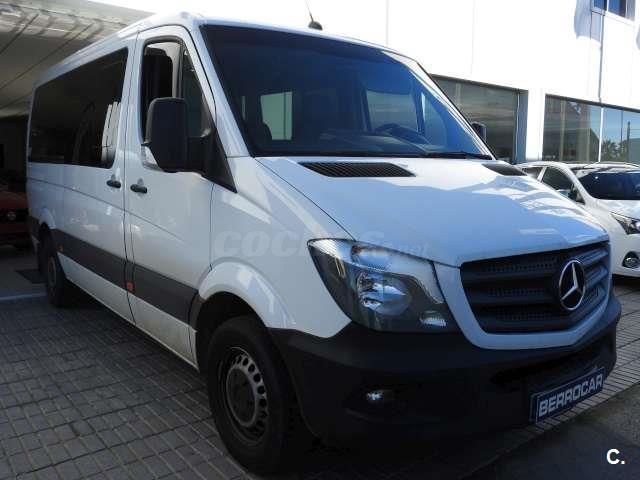 MERCEDES-BENZ Sprinter 214 CDI MEDIO 3.0T T. ALTO MIXTO