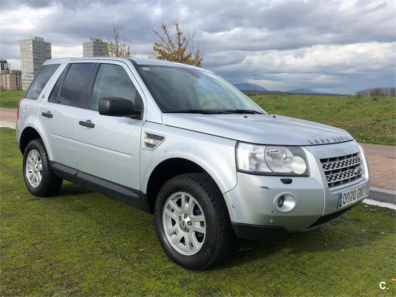 LAND-ROVER Freelander 2.2 Td4 SE CommandShift 5p.