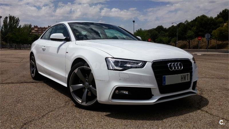 AUDI A5 Coupe S line edition 1.8 TFSI 2p.