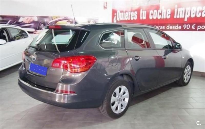 OPEL Astra 1.7 CDTi 125 CV Sport ST 5p.