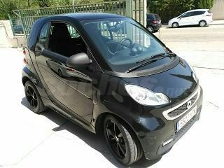 SMART fortwo Coupe 52 mhd Pure 3p.