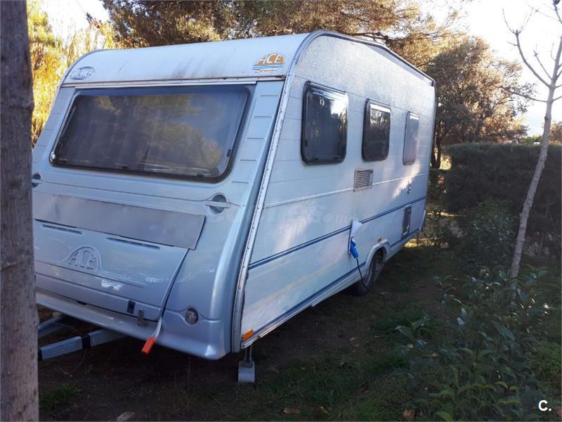 Caravana ACE Vacancy 430 DL. 730kg (con carne B)