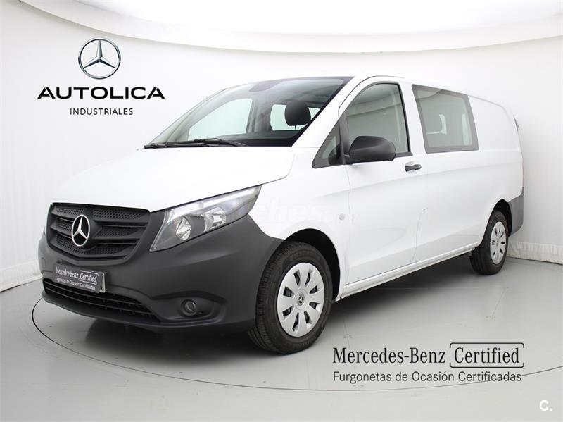 MERCEDES-BENZ Vito 111 CDI Mixto Larga