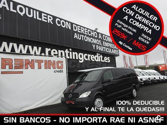 MERCEDES-BENZ Vito 120 CDI Mixto Extralarga 4p.