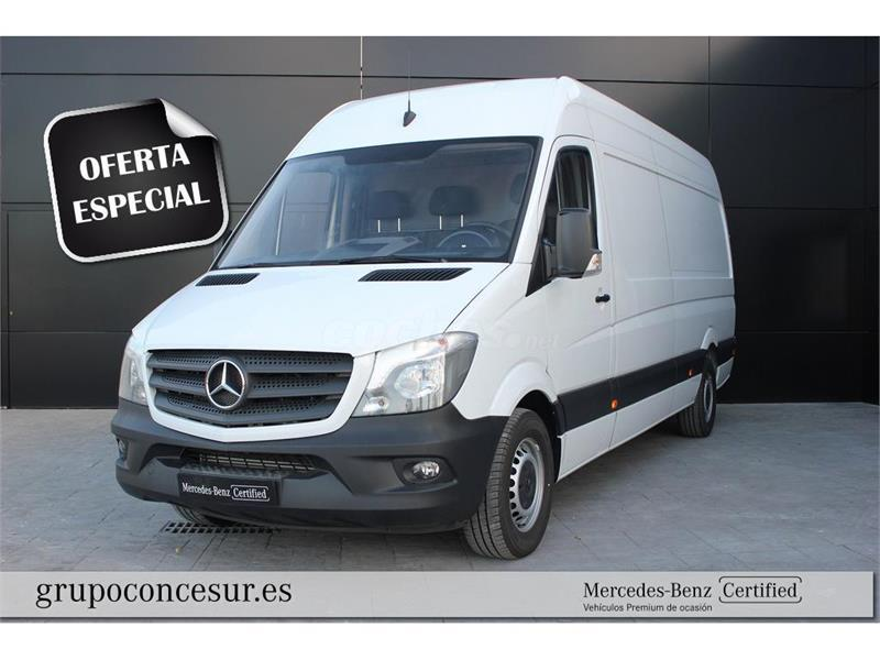 MERCEDES-BENZ Sprinter 316 CDI LARGO 3.5T T. ALTO