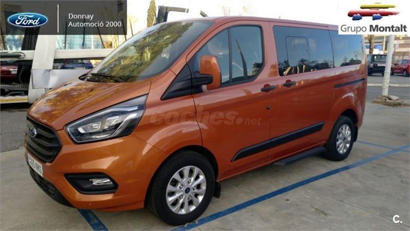 FORD Transit Custom Kombi 2.0 TDCI 96kW 320 L2 Trend