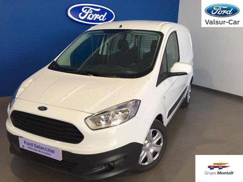 FORD Transit Courier Kombi 1.5 TDCi 56kW Ambiente