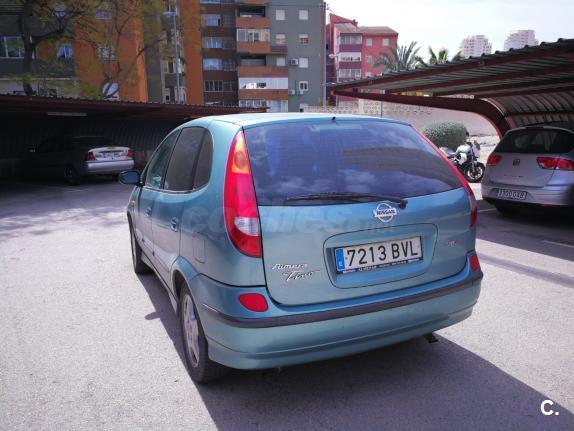 NISSAN Almera Tino 2.2Di Comfort 5p.