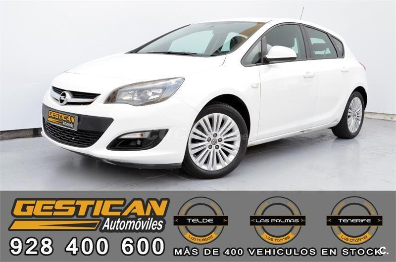 OPEL Astra 1.4 Turbo Excellence Auto 5p.