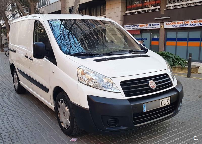 FIAT Scudo 2.0 MJT 120cv 10 Executive Corto 56