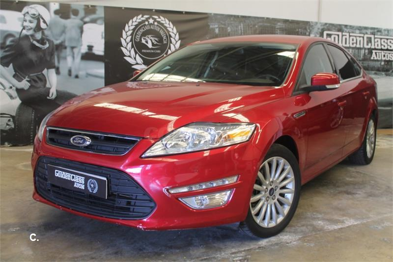 FORD Mondeo 2.0 TDCi 140cv Limited Edition 5p.