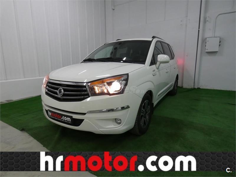 SSANGYONG Rodius eXdi Premium Auto 5p.
