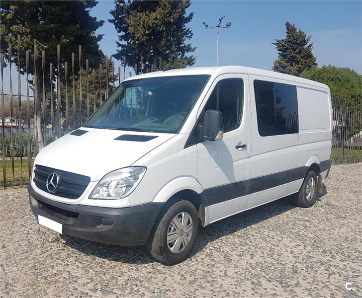 MERCEDES-BENZ Sprinter 315 CDI CORTO 3.5T MIXTO