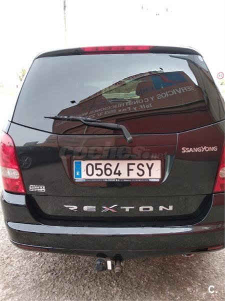 SSANGYONG Rexton II 270XDI PREMIUM PROFESIONAL 5p.