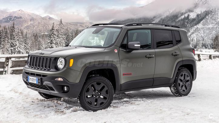JEEP Renegade 2.0 Mjet Trailhawk 4x4 170CV Auto AD Low 5p.