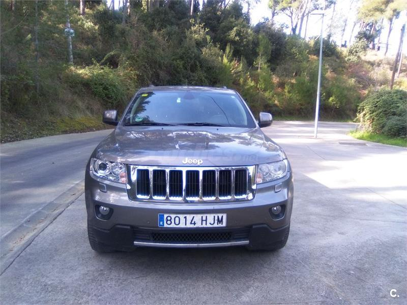 JEEP Grand Cherokee 3.0 V6 CRD Limited 241 CV 5p.