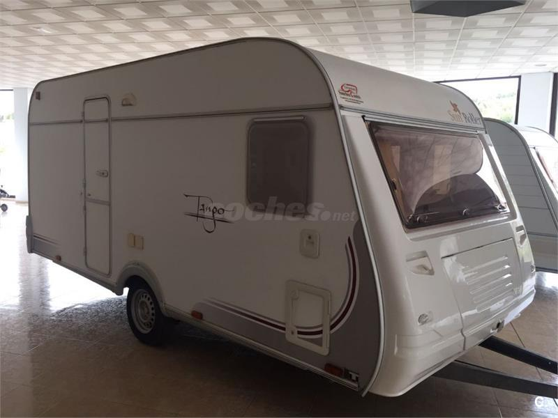 Caravana sun roller Tango 450cf