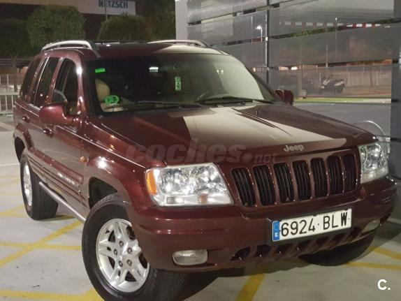 JEEP Grand Cherokee 4.0 LIMITED 5p.