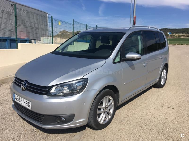 VOLKSWAGEN Touran 1.6 TDI 105cv Edition Bluemotion Tech 5p.