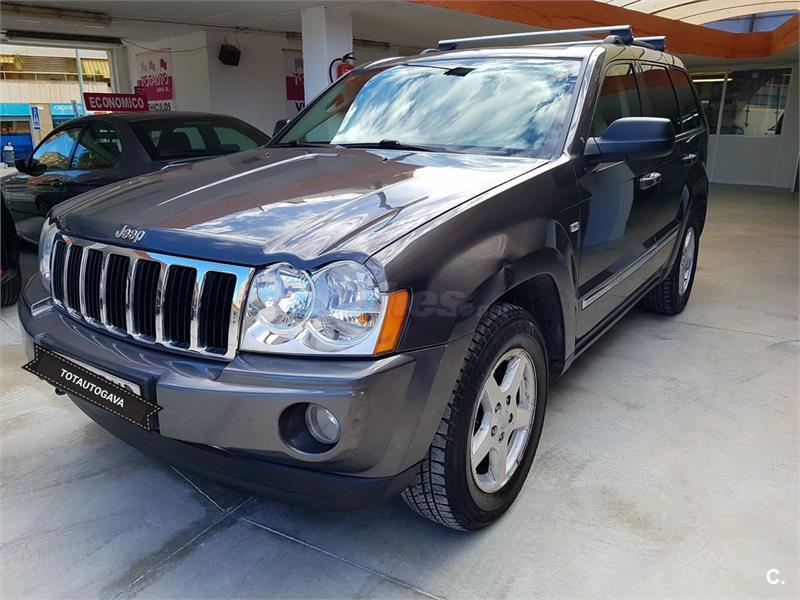 JEEP Grand Cherokee 3.0 V6 CRD Limited Executive 5p.
