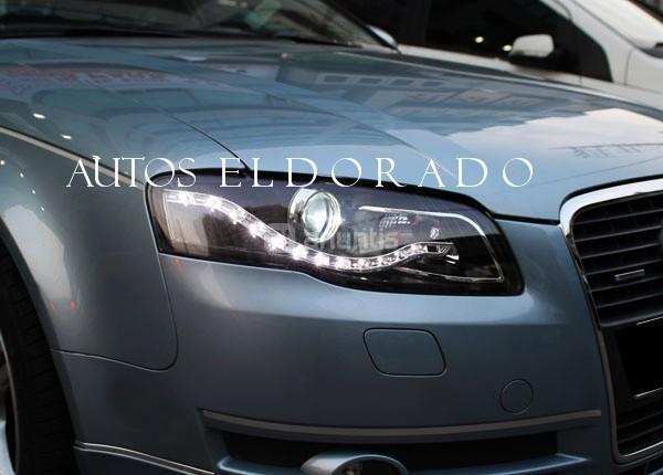 A4 Luz Audi Faros Dayline Diurna B7 Led QsrhxdCt