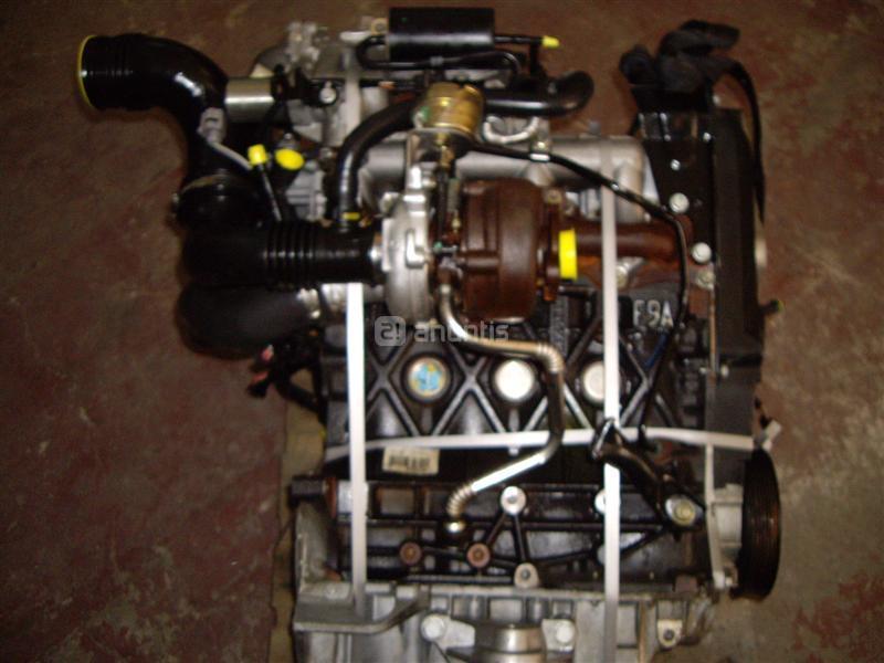 despiece de motor scenic 1.9dci