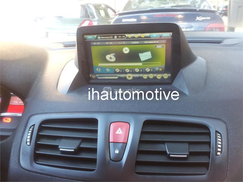 radio navegador gps renault megane iii 3 en madrid 27533175. Black Bedroom Furniture Sets. Home Design Ideas