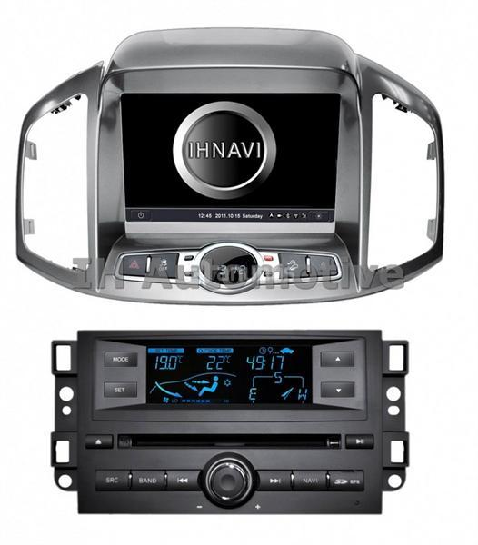 radio navegador gps chevrolet captiva 13 en madrid 28323755. Black Bedroom Furniture Sets. Home Design Ideas