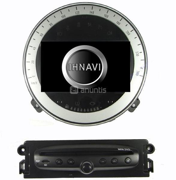 auto radio navegador gps mini r56 en madrid 28383724. Black Bedroom Furniture Sets. Home Design Ideas