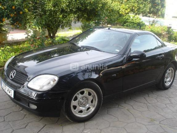 mercedes benz clase slk slk 200 gasolina del 1999 con. Black Bedroom Furniture Sets. Home Design Ideas