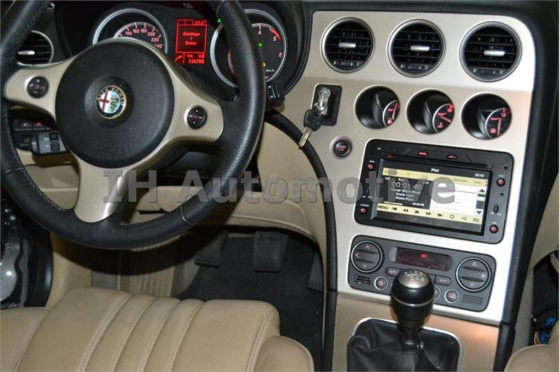 auto radio navegador gps alfa romeo 159 en madrid 29641730. Black Bedroom Furniture Sets. Home Design Ideas