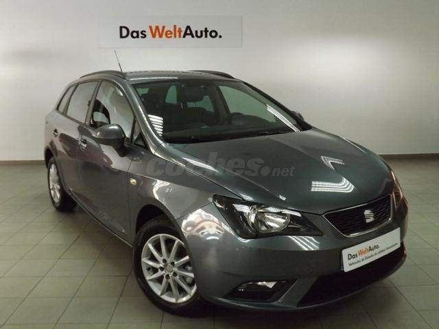seat ibiza st 1 6 tdi 90cv reference diesel gris plata gris pirineos del 2014 con 2000km en. Black Bedroom Furniture Sets. Home Design Ideas