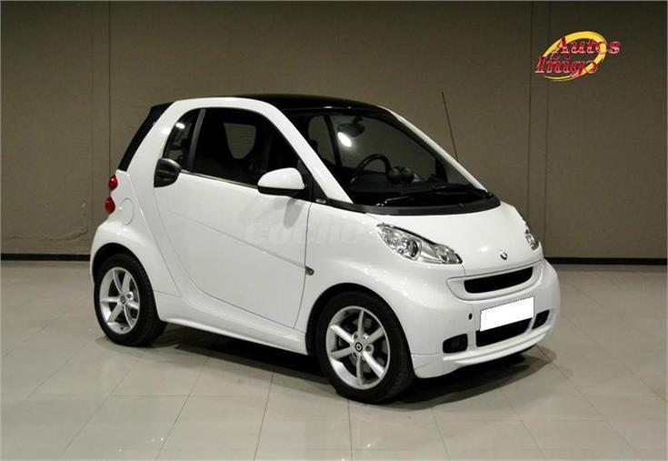 Smart fortwo coupe 52 mhd pulse yang limited edition for Smart segunda mano sevilla