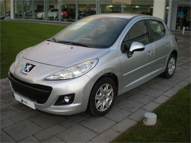peugeot 207 business line 1 4 hdi 70 fap diesel gris plata del 2011 con 67000km en girona. Black Bedroom Furniture Sets. Home Design Ideas
