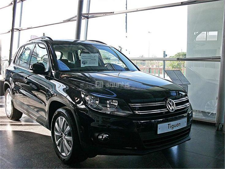 volkswagen tiguan todo terreno 2 0 tdi 110cv 4x2 t1 bluemotion tech diesel de nuevo de color. Black Bedroom Furniture Sets. Home Design Ideas