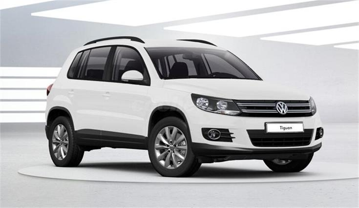 volkswagen tiguan todo terreno t1 2 0 tdi 110cv bmt 4x2 diesel de km0 de color blanco en alicante. Black Bedroom Furniture Sets. Home Design Ideas