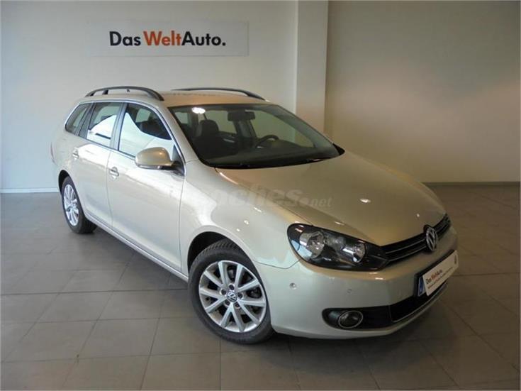 Volkswagen golf variant 1 6 tdi 105cv dpf sport diesel for Espejo gris plata