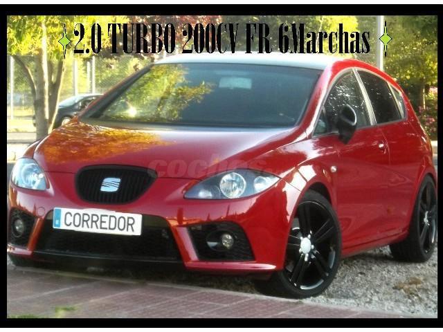 leon fr 200cv: