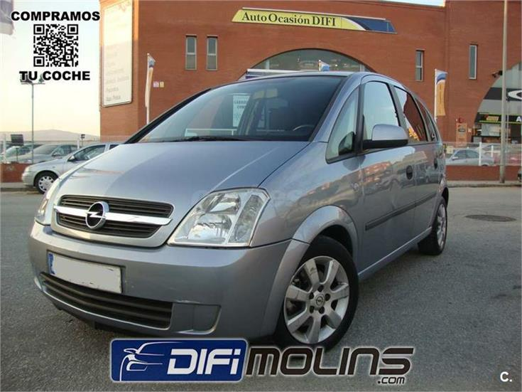 opel meriva enjoy 1 7 cdti diesel gris plata 600417104 del 2005 con 189900km en barcelona. Black Bedroom Furniture Sets. Home Design Ideas