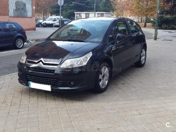citroen c4 1 6 hdi 110 vts diesel del 2005 con 169999km en madrid. Black Bedroom Furniture Sets. Home Design Ideas
