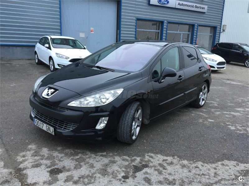 peugeot 308 sport 2 0 hdi 136 fap diesel negro del 2009 con 189000km en lleida 31178872. Black Bedroom Furniture Sets. Home Design Ideas