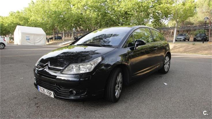 citroen c4 2 0 hdi 138 vts diesel negro negro del 2006 con 91000km en madrid 31276229. Black Bedroom Furniture Sets. Home Design Ideas