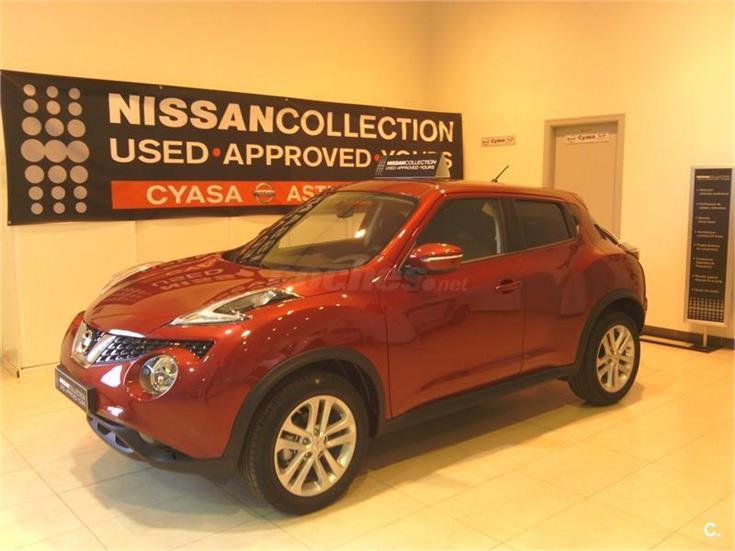 nissan juke 4x4 1 5 dci nconnecta 4x2 diesel de km0 de. Black Bedroom Furniture Sets. Home Design Ideas